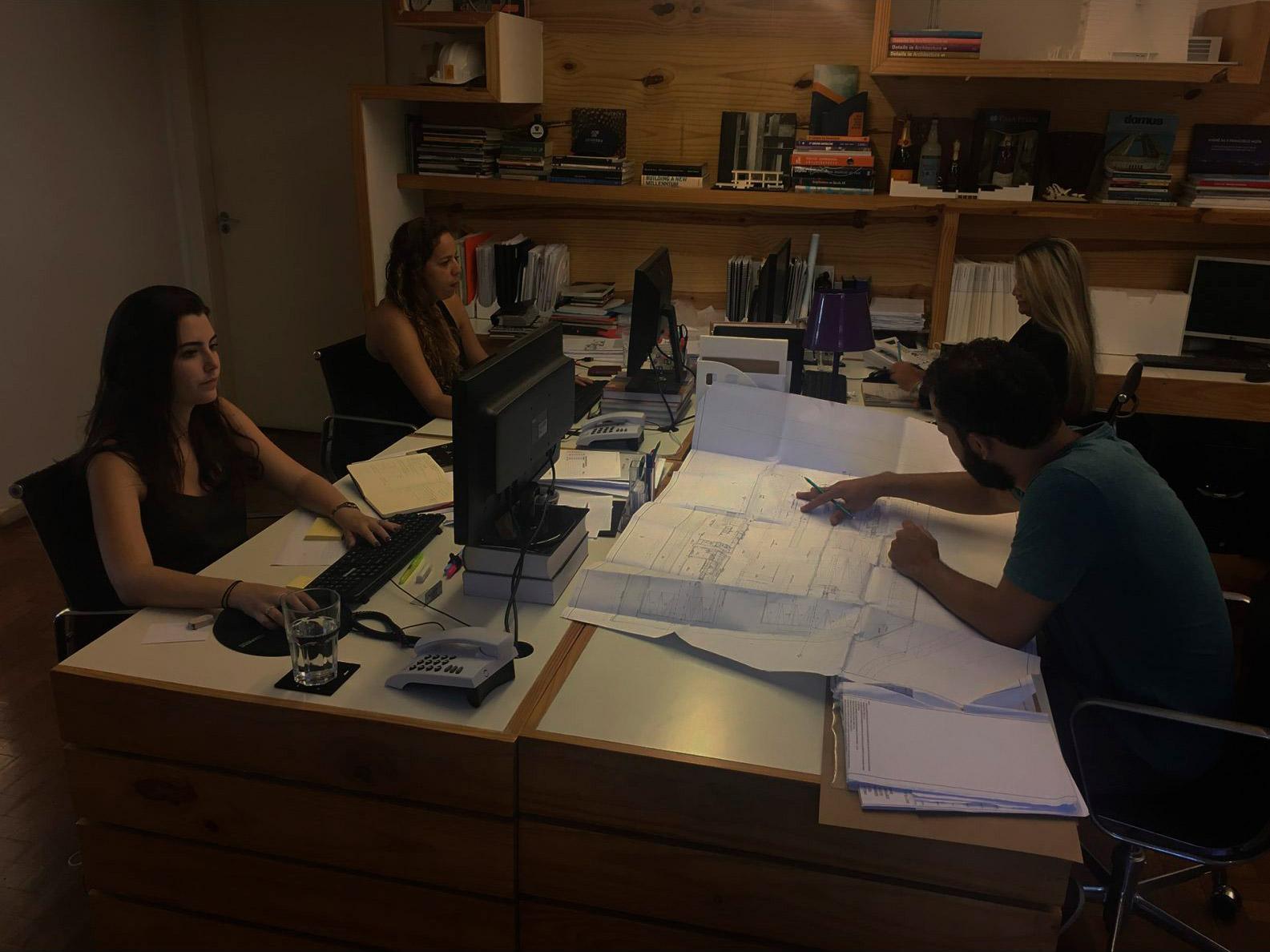 equipe escritório sérgio conde caldas